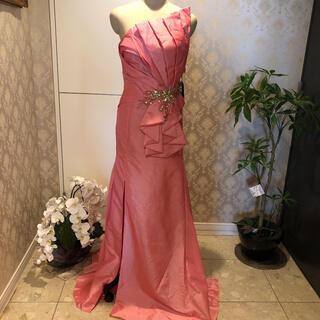 エンジェルアール(AngelR)のカラードレス ロング 右スリット 上品優美✨キャバ ナイトドレス(ロングドレス)