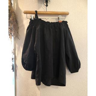 チャオパニックティピー(CIAOPANIC TYPY)のチャオパニックティピー  黒チュニック(Tシャツ/カットソー)