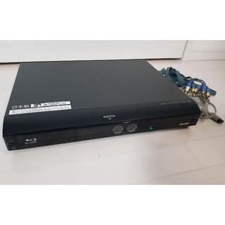 SHARP - SHARP AQUOS ブルーレイディスクレコーダー BD-HD22