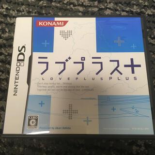ニンテンドーDS(ニンテンドーDS)のラブプラス+ DS(携帯用ゲームソフト)