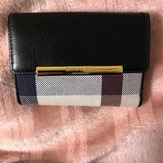 ブラックレーベルクレストブリッジ(BLACK LABEL CRESTBRIDGE)のクレストブリッジ折財布(財布)