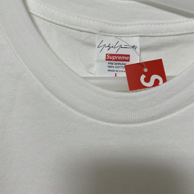 Supreme(シュプリーム)のsupreme yohji yamamoto Tシャツ メンズのトップス(シャツ)の商品写真