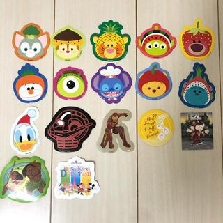 ディズニー(Disney)の香港ディズニー ステッカーセット(シール)