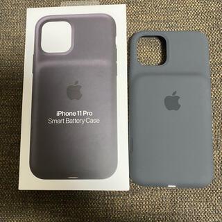 iPhone 11 pro smart battery case ブラック