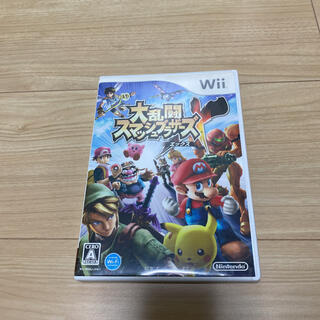 ウィー(Wii)の大乱闘スマッシュブラザーズ X wii スマブラ(家庭用ゲームソフト)