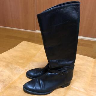 ユナイテッドアローズ(UNITED ARROWS)のタイムセール❗️ユナイテッドアローズ  黒ブーツ(ブーツ)