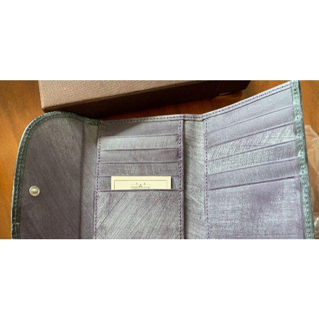 WHITEHOUSE COX(ホワイトハウスコックス)のWhitehouse Cox マルチパース+三つ折り財布 メンズのファッション小物(コインケース/小銭入れ)の商品写真