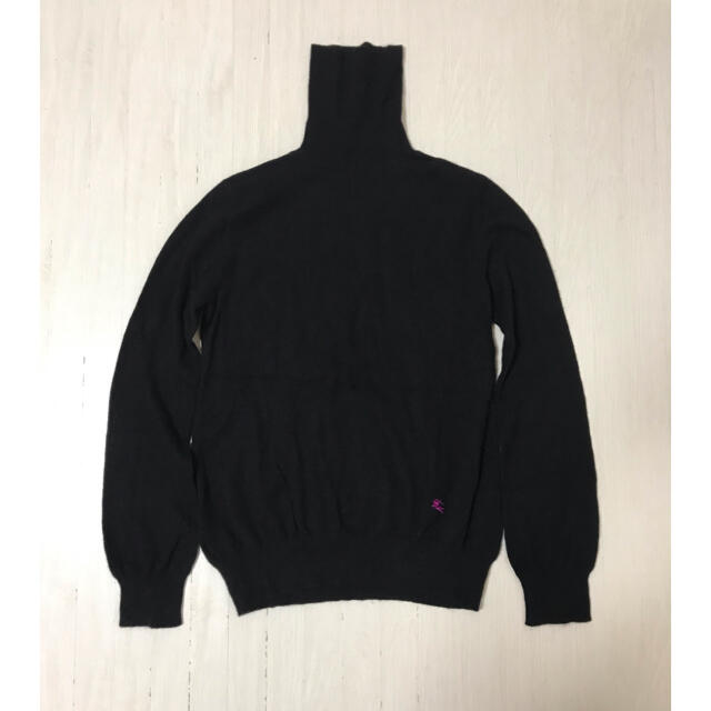 BURBERRY(バーバリー)のバーバリー  カシミヤ セーター ハイネック レディースのトップス(ニット/セーター)の商品写真