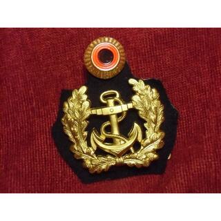 BWドイツ軍/連邦軍*海軍*新式*下士官コカルデ&クランツ(実物)(戦闘服)