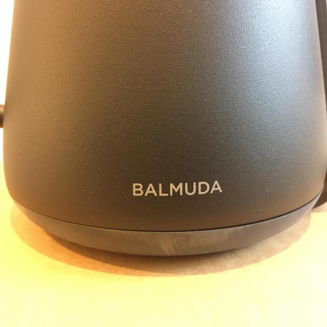 BALMUDA(バルミューダ)のバルミューダ ザ・ポット ブラック スマホ/家電/カメラの生活家電(電気ケトル)の商品写真