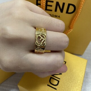 FENDI - オススメ  FENDIフェンディ  リング指輪 美品