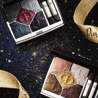 クリスチャンディオール(Christian Dior)のディオール クリスマス限定 アイシャドウ(アイシャドウ)