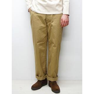 Engineered Garments - Nigel Cabourn(ナイジェル・ケーボン)BASIC CHINO
