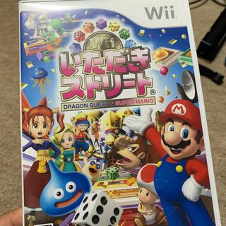 ウィー(Wii)のいただきストリートwii(家庭用ゲームソフト)