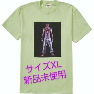 シュプリーム(Supreme)の20ss  supreme  tupac Hologram Tee  XL(Tシャツ/カットソー(半袖/袖なし))