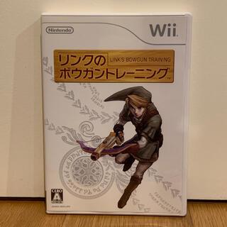 ウィー(Wii)のリンクのボウガントレーニング(家庭用ゲームソフト)