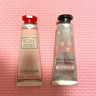 L'OCCITANE - L'OCCITANE ハンドクリーム 2つセット