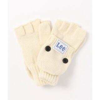 リー(Lee)の【Kids】web限定 Lee × Discoat 手袋(手袋)