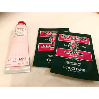 L'OCCITANE - L'OCCITANE ロクシタン ローズハンドクリーム 30mL