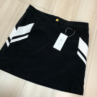 DESCENTE - 新品 デサント ゴルフ スカート
