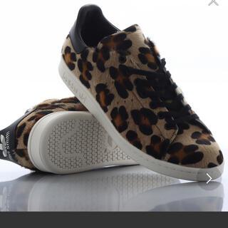 アディダス(adidas)の【新品】スタンスミス   リーコン レオパード柄(スニーカー)