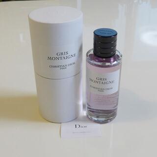 クリスチャンディオール(Christian Dior)のDior Gris Montaigne 125ml ディオール グリモンテーニュ(ユニセックス)