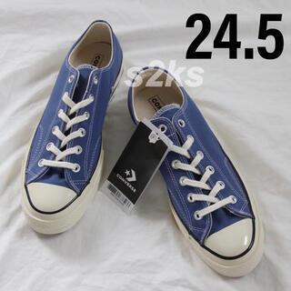 CONVERSE - converse コンバース チャック テイラー CT70 ネイビー 24.5