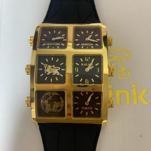 AVALANCHE(アヴァランチ)の【専用】icelink アヴァランチ 腕時計 メンズの時計(腕時計(アナログ))の商品写真