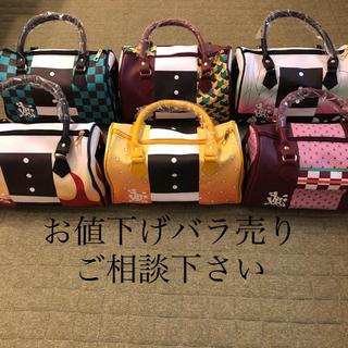【新品未使用】鬼滅の刃 ハンドバッグ 全6種類セット(キャラクターグッズ)