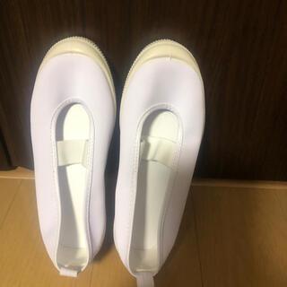 イオン(AEON)の上靴 19センチ(スクールシューズ/上履き)