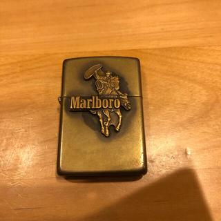 ジッポー(ZIPPO)のZIPPO Marlboro ジッポー マルボロ 懸賞品 レア レトロ(タバコグッズ)