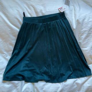 シマムラ(しまむら)のしまむら 新品未使用 スカート プリーツスカート(ひざ丈スカート)