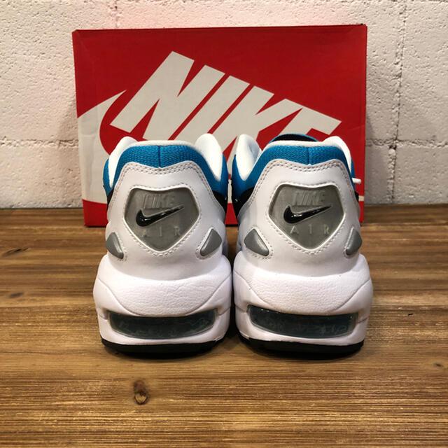 NIKE(ナイキ)の新品AIR MAX 2 LIGHT マックス ライト スクエア 27cm メンズの靴/シューズ(スニーカー)の商品写真
