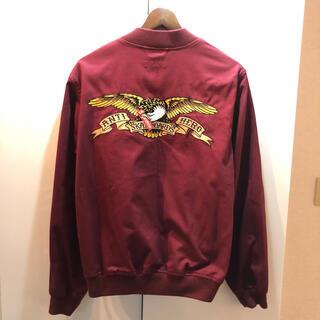 シュプリーム(Supreme)の2016ss supreme antihero bomber jacket (ブルゾン)