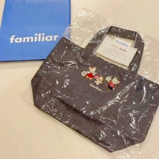 ファミリア(familiar)の【非売品】ファミリア トートバッグ ペルソナコラボ限定非売品(トートバッグ)