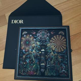ディオール(Dior)のdior カード(カード/レター/ラッピング)