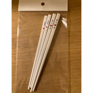 ファミリア(familiar)のfamiliar  ミッフィ 子供 箸 セット(カトラリー/箸)