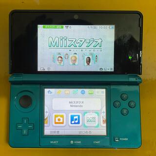 ニンテンドー3DS - 【動作美品】*送料込み*任天堂 ニンテンドー3DS 本体