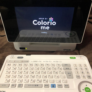エプソン(EPSON)のEPSON Colorio me E-820 デジタルプリンタ(PC周辺機器)