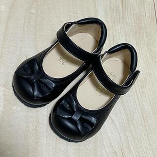 イオン(AEON)の女の子 フォーマル 靴 14センチ(フォーマルシューズ)