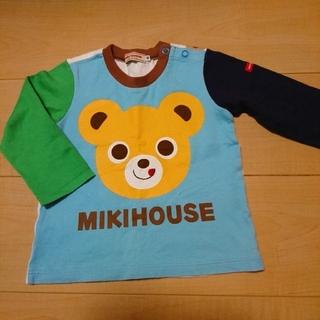 mikihouse - ☆MIKI HOUSE ミキハウス ロンT 80㎝
