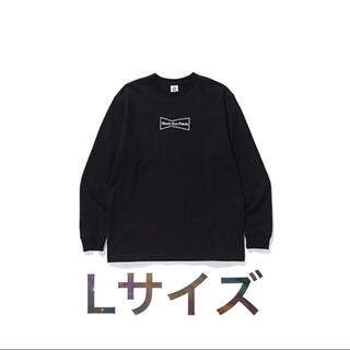 L BLACK EYE PATCH×WASTED YOUTH ロンT Lサイズ(Tシャツ/カットソー(七分/長袖))