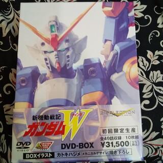 G-SELECTION 新機動戦記ガンダムW DVD-BOX DVD