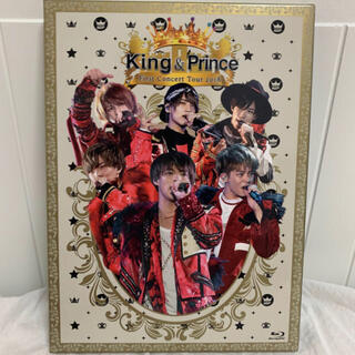 Johnny's - King&Prince ライブDVD