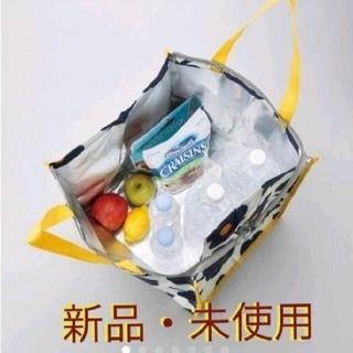 TSUMORI CHISATO - トートバッグ スクエアクーラーバッグ☆新品・未使用❣️エコバッグ