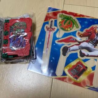 【未開封】仮面ライダーセイバー ハッピーブレイブドラゴン クリスマスケーキ