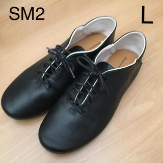 SM2 - SM2 レースアップシューズ 黒