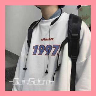 HARE - 【即発送可】ゆるダボ♡ 1997 ユニセックスニット 韓国ファッション