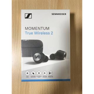 SENNHEISER - 並行新品 ゼンハイザー MOMENTUM True Wireless 2 黒