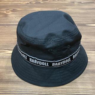 BABYDOLL - ロゴテープバケットハット BK54